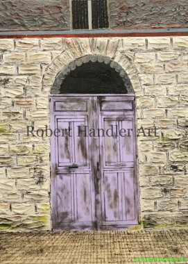 Lavender Door - France