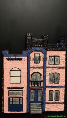 Pink Victorian Mansion - Montreal